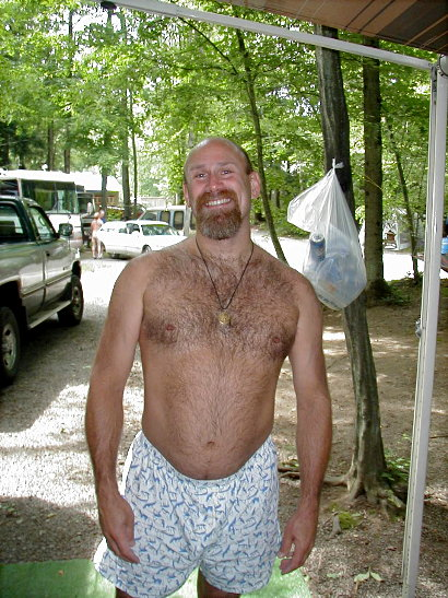 me at Hillside Campground